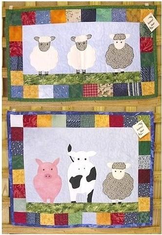 Black Sheep & Farmyard Friends