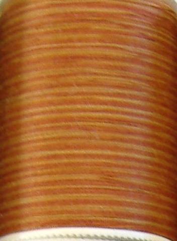 Quilting Thread Rusty Oranges (74)